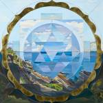 """August Mandala"" by nancygrice"