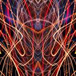 """ABSTRACT LIGHT STREAKS #179"" by nawfalnur"