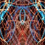 """ABSTRACT LIGHT STREAKS #182"" by nawfalnur"