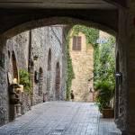 """""""San Gimignano Scene V"""" by PaulCoco"""