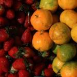 """Oranges and Strawberries"" by rhamm"