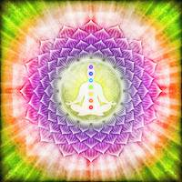 In Meditation With Chakras - Artwork 1