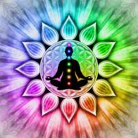 In Meditation With Chakras - Artwork 3
