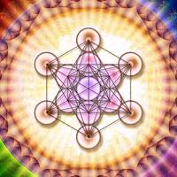 Metatron's Cube - Artwork Sun 2-1
