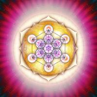Metatron's Cube - Artwork Sun 1