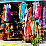 """Freeport, Bahamas - Shopping at Port Lucaya Market"" by susansartgallery"