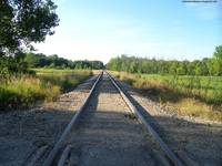 Railroad Vanishing Point