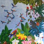 """""""THE RAIN FOREST CHIAPAS"""" by ROFFEART"""