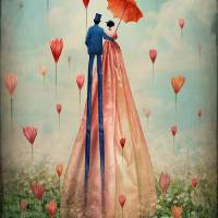 Good Morning Art Prints & Posters by Catrin Welz-Stein