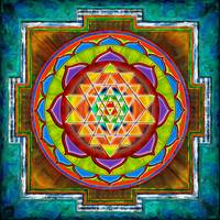 Intuition Sri Yantra - Artwork 2