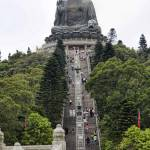 """Tian Tan Buddha"" by PaulCoco"