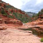 """Calm Day at Slide Rock"" by Groecar"