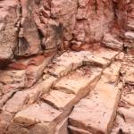 """Natural Sandstone Steps in Sedona"" by Groecar"