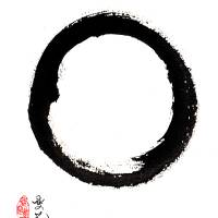 Enso Enlightenment Art Prints & Posters by Oi Yee Tai