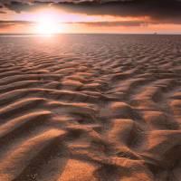 Cape Cod Beach The Rippling Sand Art Prints & Posters by Dapixara Art
