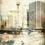 """ORL-4998 Darling Harbour, Sydney"" by Aneri"