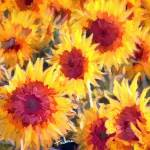 """""""Sunflowers-2-891487"""" by ArtbySachse"""