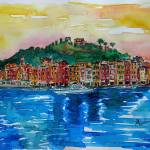 """AQ_Picturesque_Portofino_Ligure_Italy"" by arthop77"