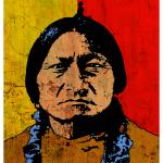 """SITTING BULL"" by thegriffinpassant"