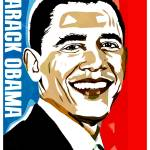 """BARACK OBAMA"" by thegriffinpassant"