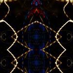 """ABSTRACT LIGHT STREAKS #206"" by nawfalnur"