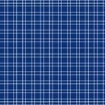 """23c4 Abstract Geometric Digital Art Blue"" by Ricardos"