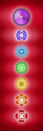The Seven Chakras - Series 4 Artwork 6