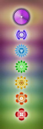 The Seven Chakras - Series 4 Artwork 3