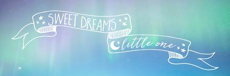 Sweet Dream, Little One Wall Art