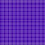 """23c5 Abstract Geometric Digital Art Purple"" by Ricardos"