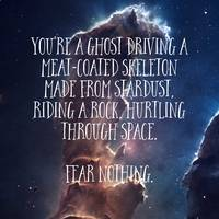 Fear Nothing Wall Art