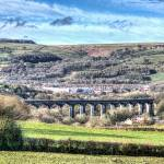"""Hengoed Viaduct"" by StevePurnell"
