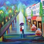 """""""Romantic Interlude -Paris"""" by mkanvinde"""