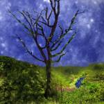 """Star-Spangled Tree"" by RCdeWinter"
