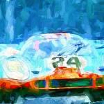 """917 Porsche"" by ArtbySachse"