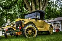 Model T Ford  #883