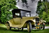 Ford Model T  #885