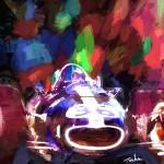 """""""Gurney F1"""" by ArtbySachse"""