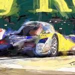 """RACING"" by ArtbySachse"