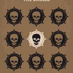 """No662 My The Skulls minimal movie poster"" by Chungkong"