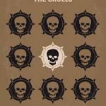 """""""No662 My The Skulls minimal movie poster"""" by Chungkong"""