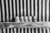 Bodie-Insulators in a row
