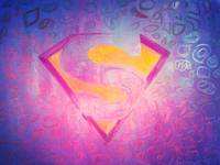 Supergirl Summer-time Logo