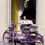"""Lavender Bicycle"" by raetucker"