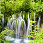 """Plitvice Waterfall"" by raetucker"