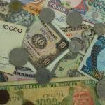 """Ecuadorian Coins and Paper Money"" by rhamm"