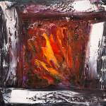 """Abstract fireplace"" by boyan"