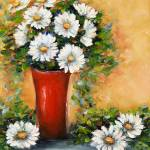 """Daisy flower bouquet"" by boyan"