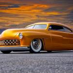 """1950 Mercury Custom V"" by FatKatPhotography"