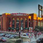 """Home of the St. Louis Cardinals"" by CHApperson"